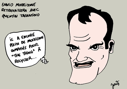 19_Ennio Morricone retravaillera avec Quentin Tarantino