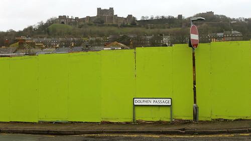 The St James development, Dover