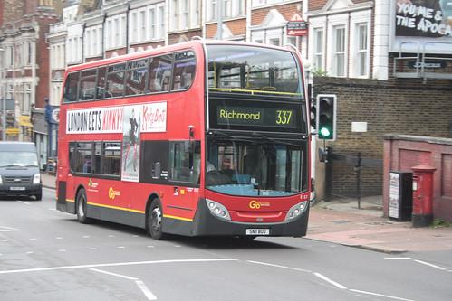 London General E157 SN11BUJ