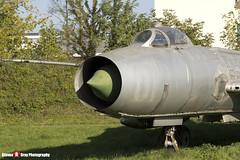 01 - 5301 - Polish Air Force - Sukhoi SU-7 BM - Polish Aviation Musuem - Krakow, Poland - 151010 - Steven Gray - IMG_0426