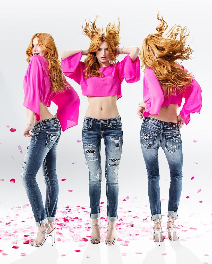 Белла Торн — Фотосессия для «Miss Me» 2015 – 22