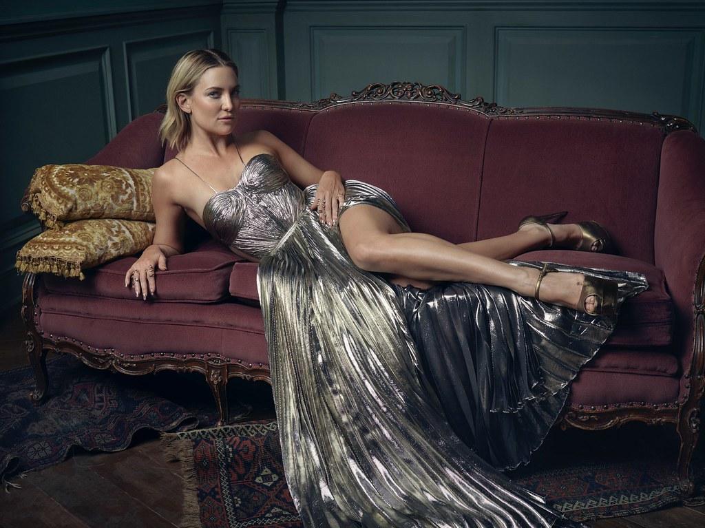 Кейт Хадсон — Фотосессия для «Vanity Fair» 2016 – 1