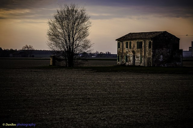 "Old Farm House in Countryside (""Polesine - Italy"")"