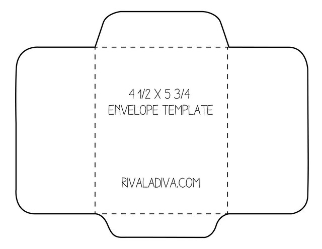 DIY-Envelope-Template