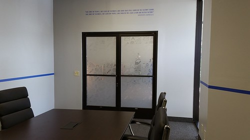 CustomFab - conference room