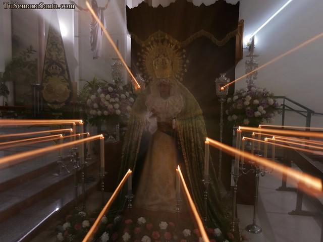 Triduo a María Santísima del Dulce Nombre