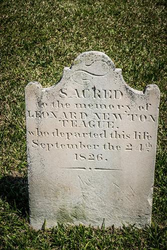 Bush River Baptist Church and Cemetery-034