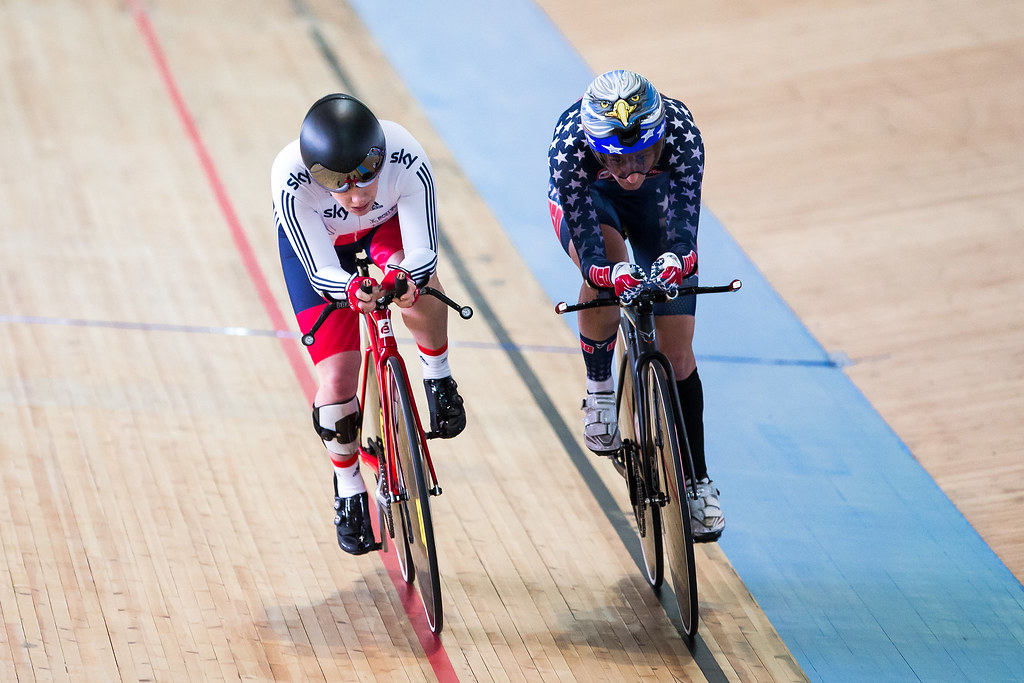 2016 UCI Para-cycling Track World Championships - Day One