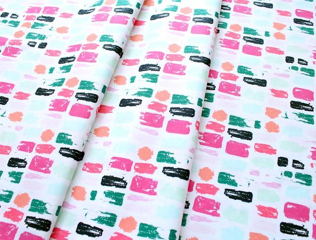 Art Gallery Fabrics Lavish Aged Strokes Matte