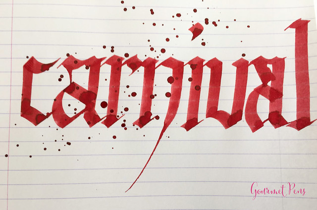 Ink Shot Review Diamine 150th Anniversary Carnival @AppelboomLaren  (5)