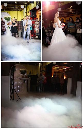 Show de lumini, fum, balonașe de săpun, laser, focuri de artificii - totul pentru o petrecere vie.  > Foto din galeria `Despre companie`