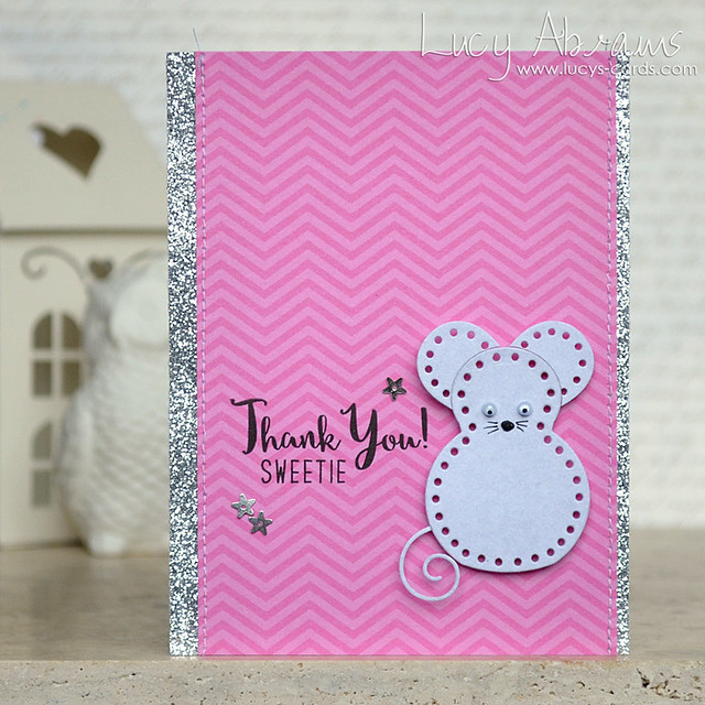 Thank You Mouse by Lucy Abrams