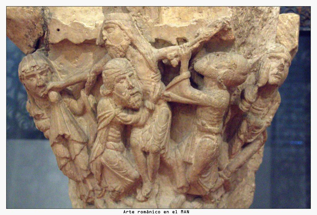 Arte románico en el MAN