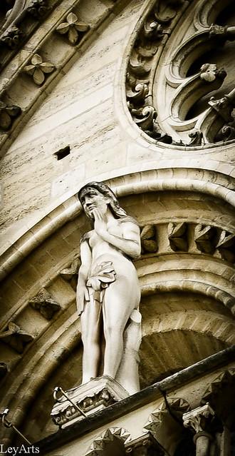 Notre Dame (détail)