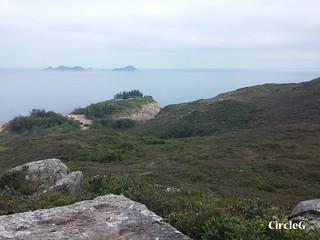 CIRCLEG 圖文 東龍島 遊記 一天遊 香港 西灣河 船 (24)