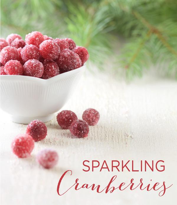 Sparkling Cranberries