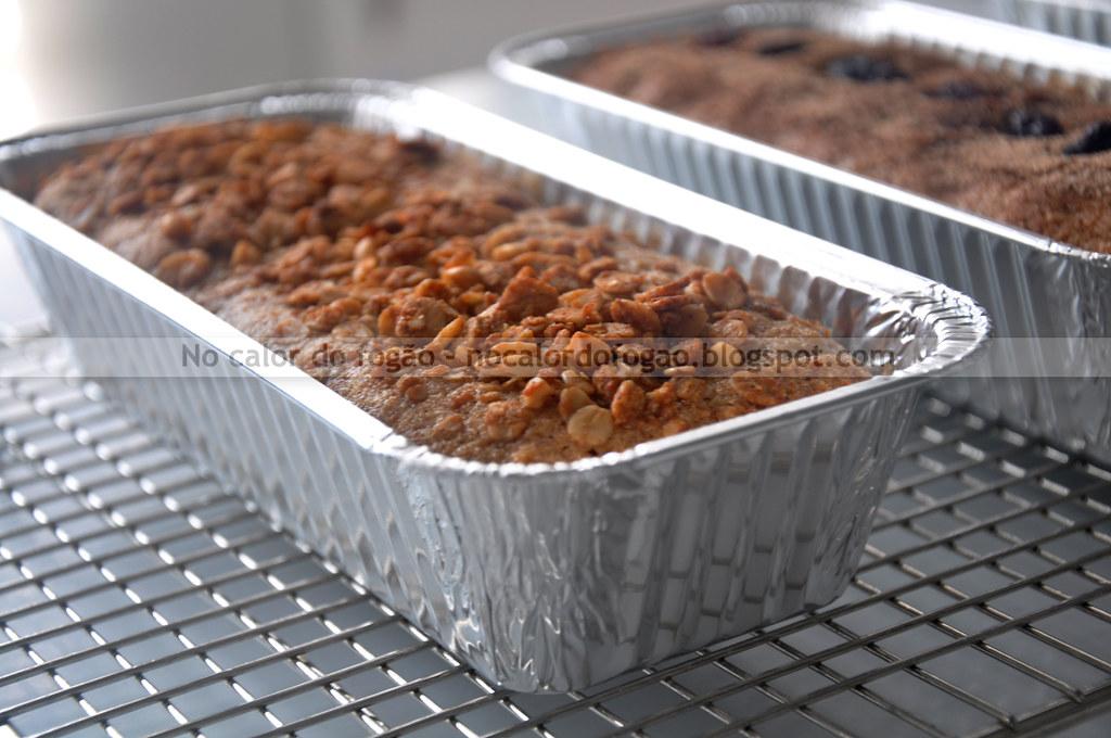 Cobertura de granola