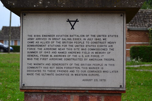 Former RAF Andrewsfield