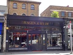 Hagen & Hyde, Balham, London SW12