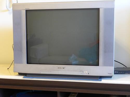 Sony 特麗霓虹29吋老電視