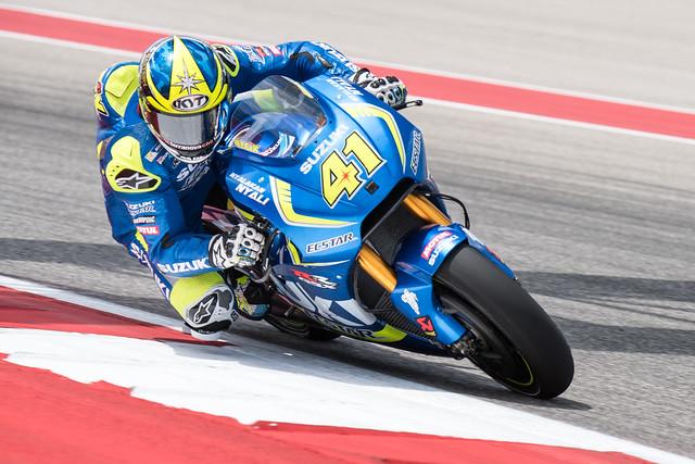 Aleix Espargaro, Suzuki Ecstar