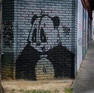 Panda on the Wall