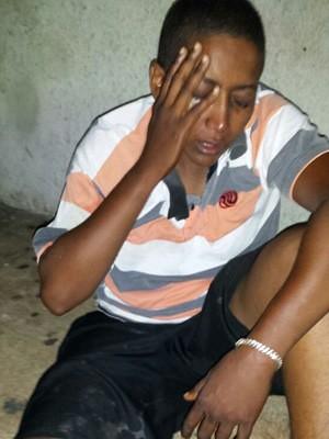Luana foi espancada por três PMs, na periferia de Ribeirão Preto (SP)