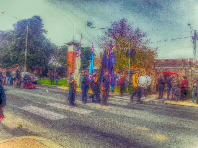 anzac day traditions
