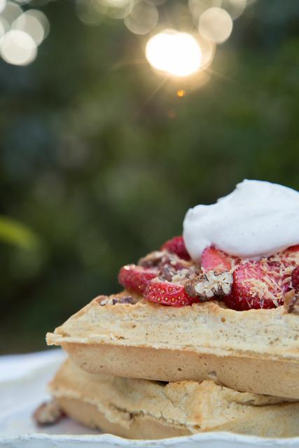 Chai Waffle Daydream
