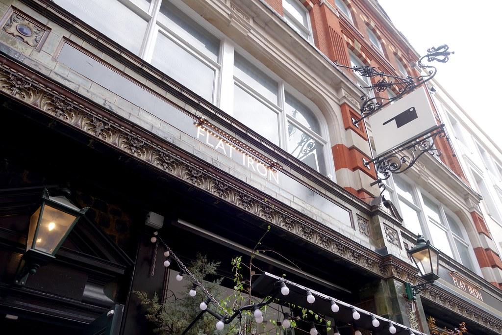 Flat Iron, Henrietta Street