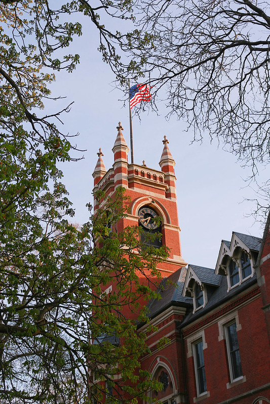Smith: College Hall Bell Tower
