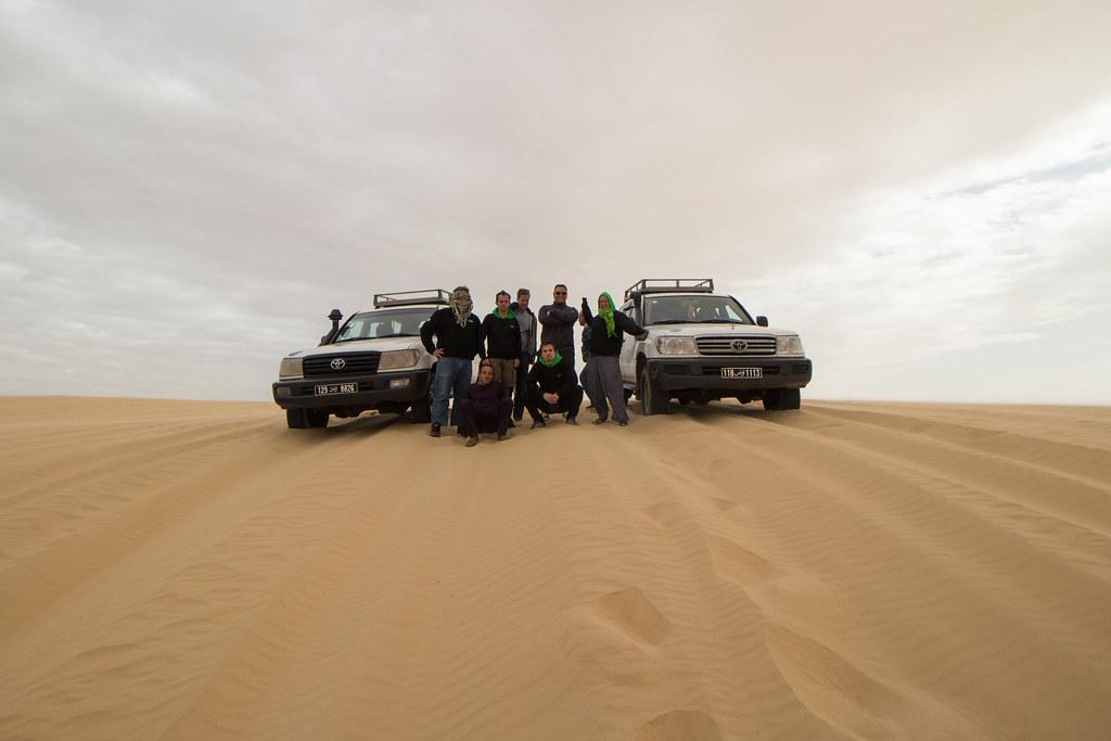 Sahara; Tunisia
