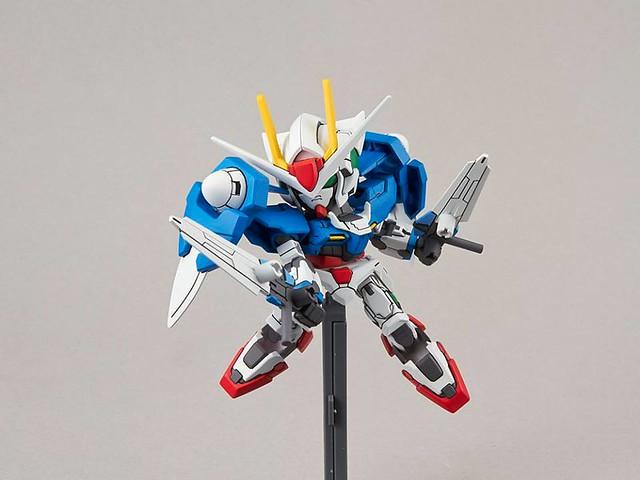 SD鋼彈 EX-STANDARD 《機動戰士鋼彈00》「00 Gundam」登場!