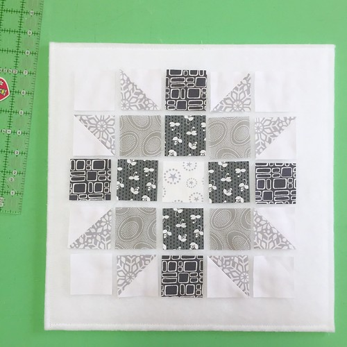 Block Buddies - DIY quilting piecing boards
