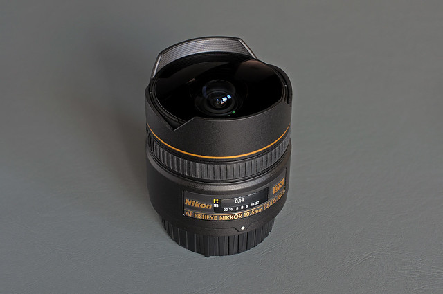 Nikkor 10.5mm f/2.8G DX Fisheye
