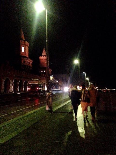 ベルリンの夜