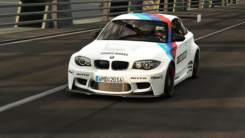 Project CARS DLC Teaser BMW 1M