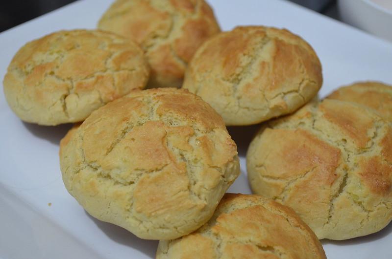 Pão de Batata – Sem glúten