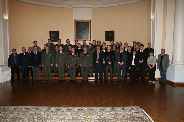 Αποφοίτηση Αξιωματικών Σπουδαστών ΣΤΕΑΜΧ