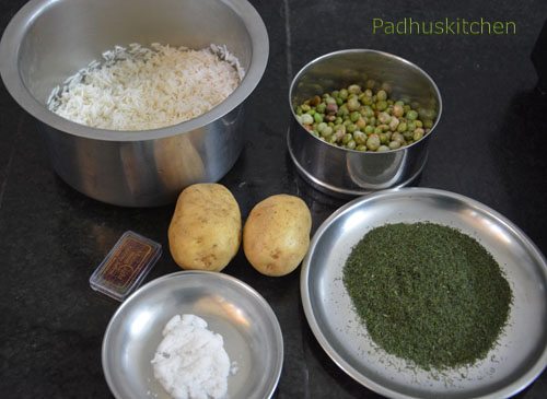 ingredients for persian rice