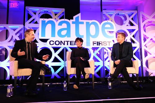 Michael Schneider, Kris Jenner, Todd Chrisley (NATPE) 3