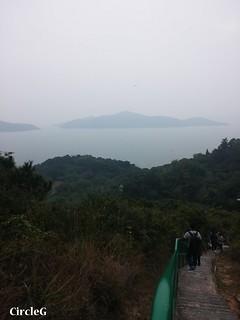 CIRCLEG 遊記 坪洲 一天遊 一日遊 圖文 船 香港 (37)