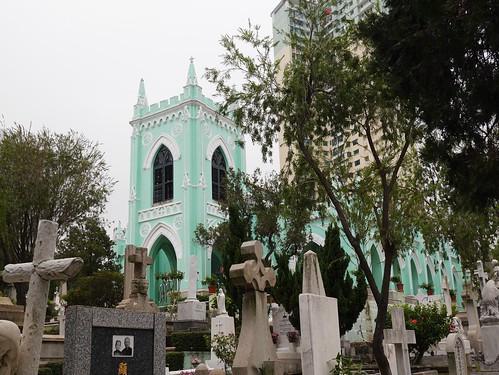 Pale Blue Church