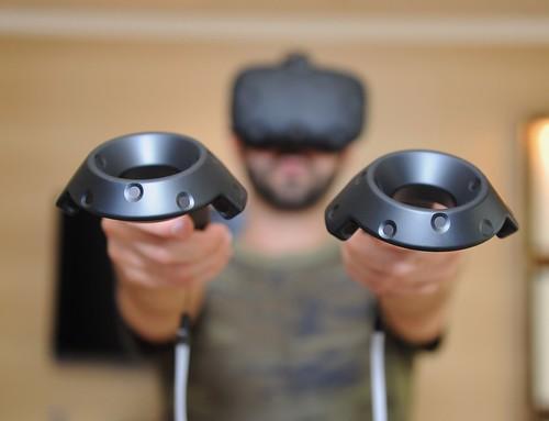 HTC Vive VR - Virtual Reality - musimsemi - gadget - Teknologi (1)