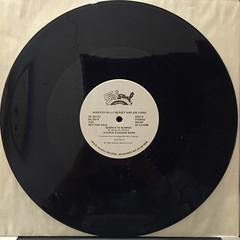 AVENUE B BOOGIE BAND:BUMPER TO BUMPER(RECORD SIDE-B)