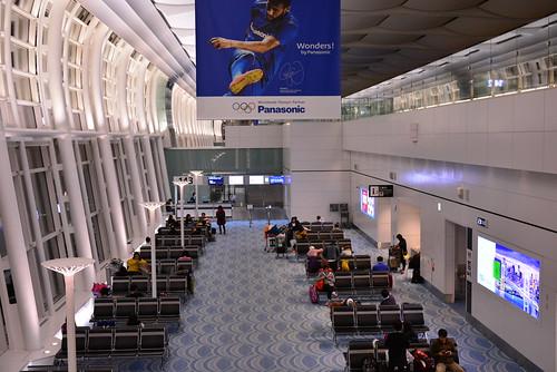 羽田国際空港143番搭乗口