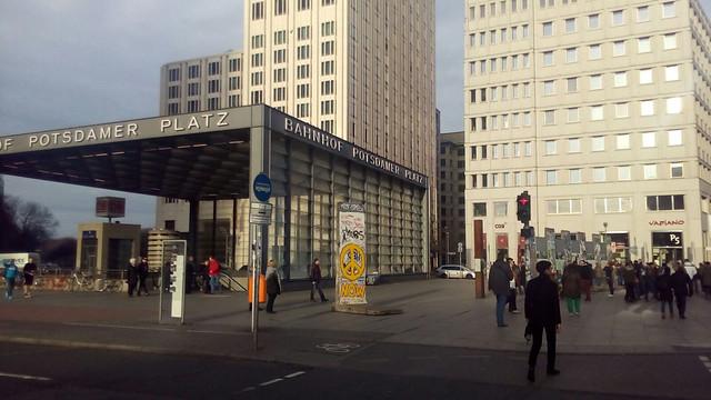 Potsdammer Platz, Berlin natal 2015