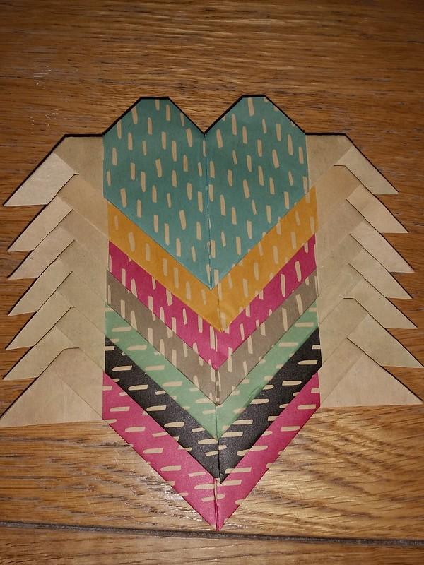 Origami Valentines 2016