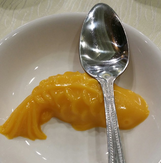 2016-Feb-24 Fortune House - mango pudding