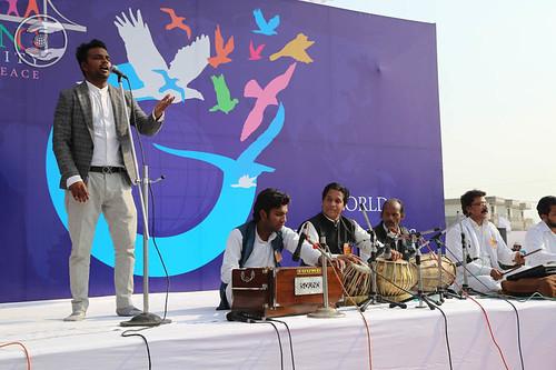 Devotional song by Avtar Deepak from Ganda Singh Wala
